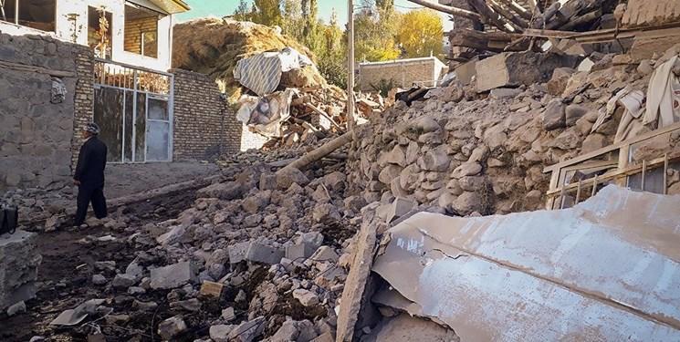 آخرین وضعیت امدادرسانی به زلزله زدگان آذربایجان شرقی