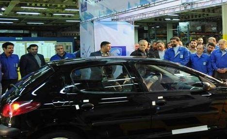 شروع فراوری محصولات ایران خودرو با استاندارد آلایندگی یورو 5