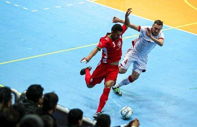 ابهام در برگزاری بازی فوتسال ایران با قهرمان جهان