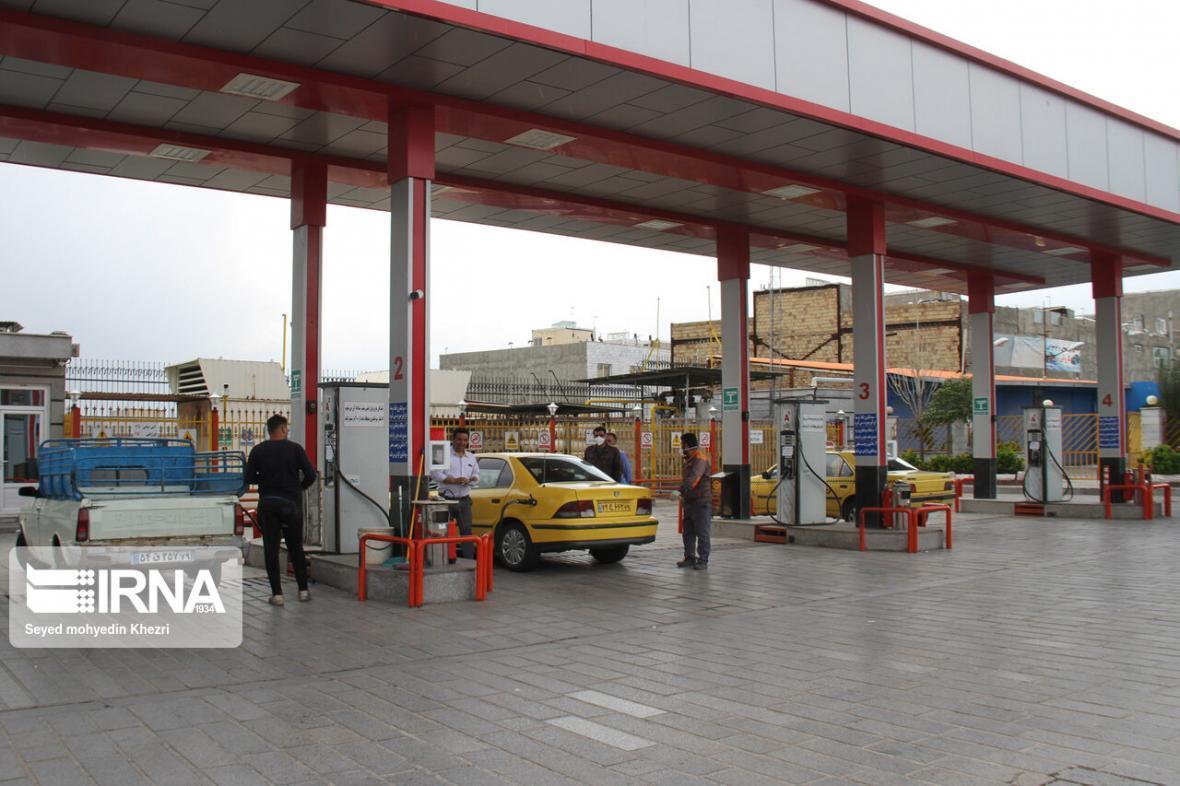 خبرنگاران کاهش فروش 70 درصدی صندلی های سوخت قزوین در ایام نوروز