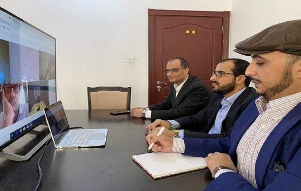 خبرنگاران سخنگوی انصارالله یمن: ما کوشش برای برقراری صلح را اثبات نموده ایم