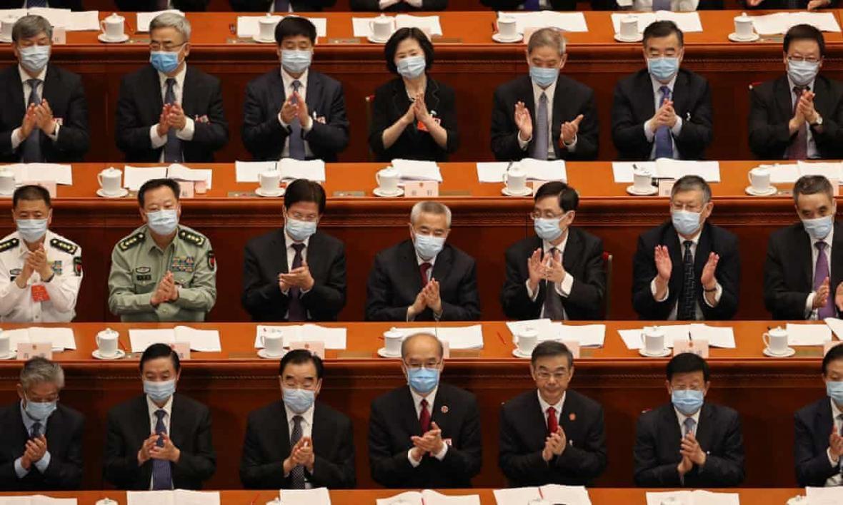 خبرنگاران واکنش آمریکا و متحدانش به تصویب لایحه امنیتی هنگ کنگ از سوی چین