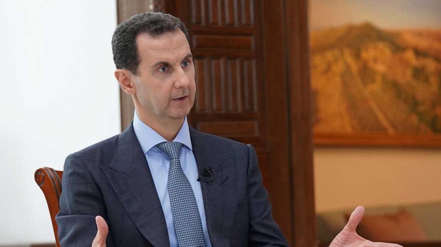 تحریم بی سابقه قیصر آمریکا علیه سوریه: تحریم بشار اسد، همسرش و هر شرکتی که با دمشق همکاری کند