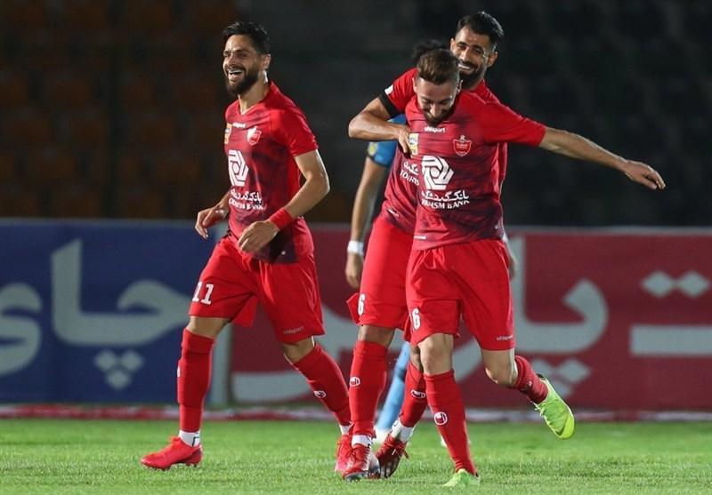 لیگ برتر فوتبال، پرسپولیس؛ پسا کرونا هم روی نوار پیروزی، پیکان قعرنشین ماند