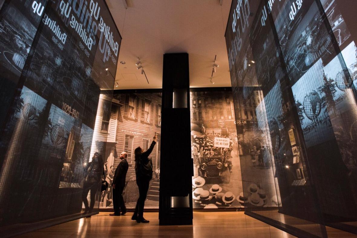 خبرنگاران بازگشایی موزه شهر نیویورک با وجود تعدیل نیرو و کاهش درآمدها