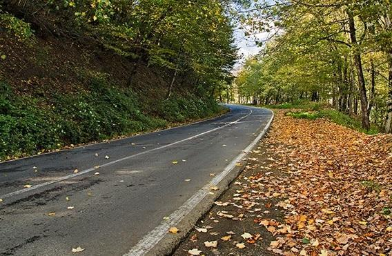 آزادراه های کرج-تهران و کرج-قزوین پرترافیک ترین جاده های ایران است