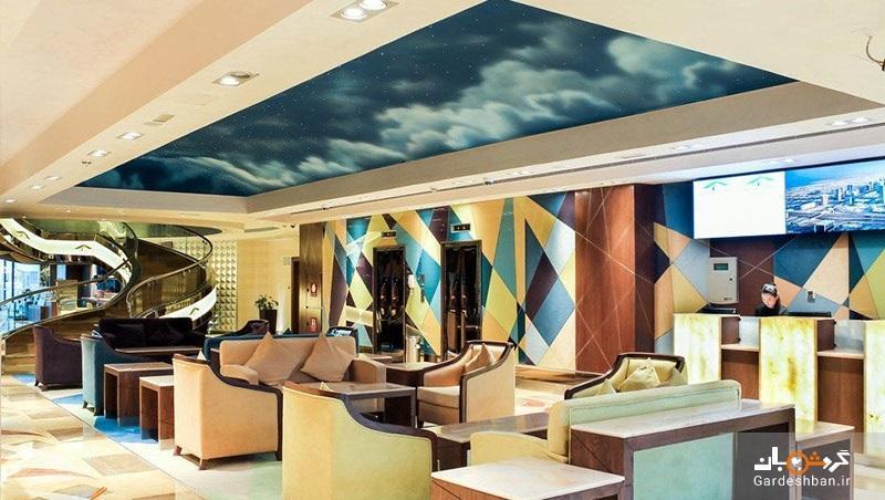 هتل 4 ستاره رین تری دبی؛اقامتگاهی ارزان و باکیفیت، عکس