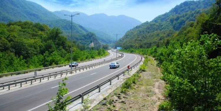 لغو محدودیت تردد از آزادراه تهران - شمال