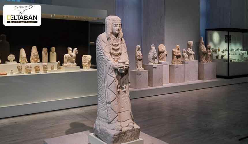 موزه ملی باستان شناسی مادرید