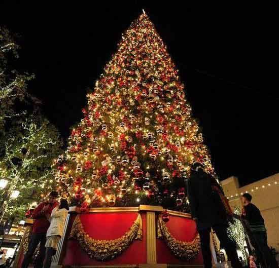 مجموعه دیدنی از عکس کریسمس و جشن سال نو میلادی