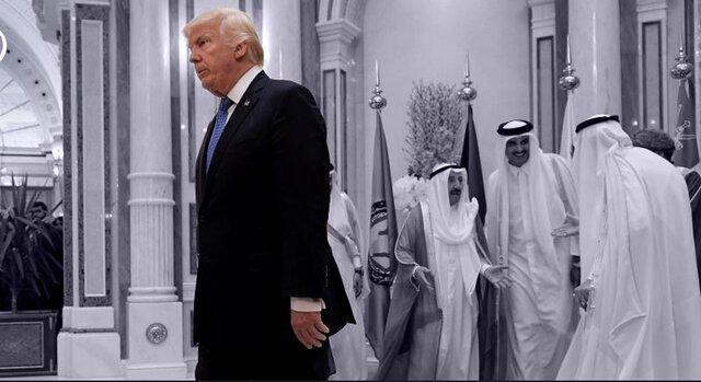 مجله فرانسوی: کلید حل بحران بین کشورهای عرب حوزه خلیج فارس در دست آمریکاست