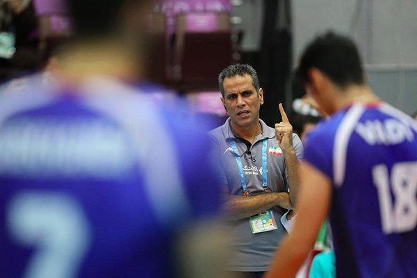 آرمات: کادر فنی تیم والیبال نوجوانان به زودی معرفی می گردد