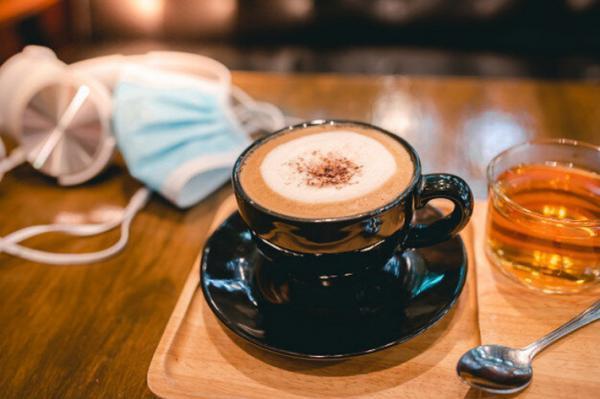 در ایام کرونا قهوه بنوشید