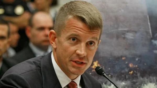 رئیس سابق بلک واتر به نقض تحریم های تسلیحانی لیبی متهم شد