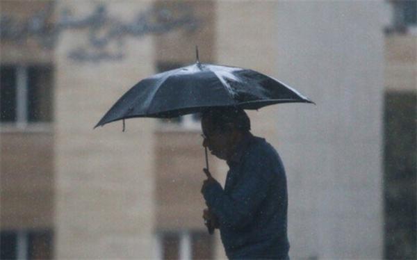 ادامه بارش ها و کاهش محسوس دما در تهران