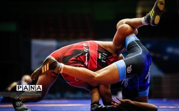 کشتی آزاد قهرمانی آسیا؛ 3 ایرانی فینالیست شدند