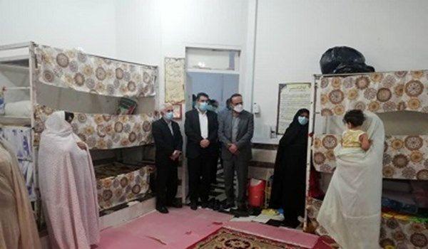 ساخت مهدکودک در زندان ساری