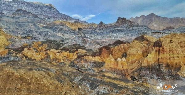 فعالیت معدنکاران و تخریب یک میراث طبیعی در بوشهر!